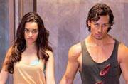 Baaghi movie review: Tiger and Shraddha's film is all (and only) about action