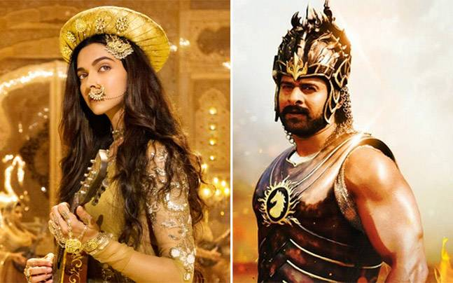 Deepika Padukone not in Baahubali 2