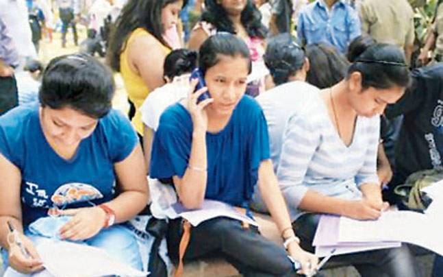 The Delhi University, for the first time, will hold the entrance exams at six centres across the country.