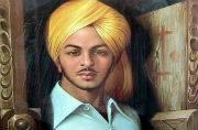 DU textbook calls Bhagat Singh terrorist, Smriti Irani shouts