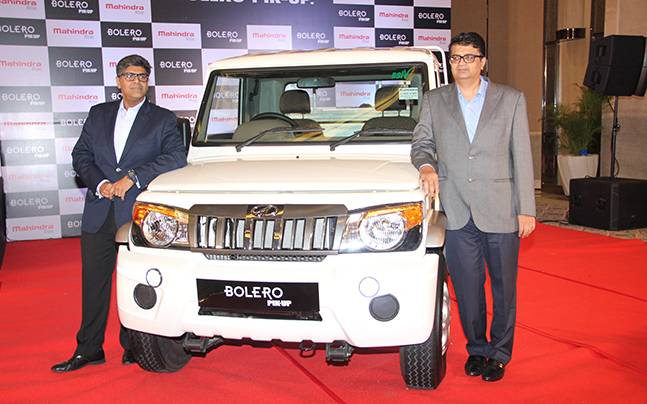 All New Mahindra Big Bolero Pik Up Launched At Price Of Rs 6 15 Lakh Auto News