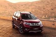 Honda BR-V engine line-up revealed; launch on May 5