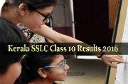 Kerala SSLC Exam 2016: Results declared
