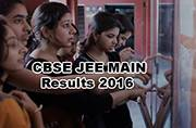 CBSE JEE Main 2016: Check out the result analysis here!