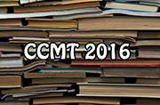 CCMT 2016: How to register?