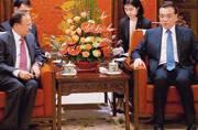 China fumes as India issues visa to Uyghur separatist