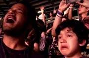 Things got really emotional when this autistic child's dream of attending a Coldplay concert finally came true