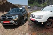 Spec Comparison: 2014 Renault Duster vs 2016 Renault Duster