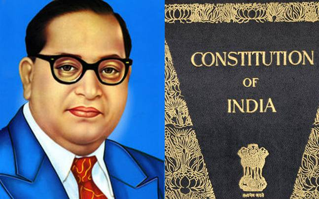 abvp members want jnu central library to be named after dr ambedkar