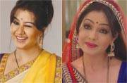 This is what Shilpa Shinde has to say about Shubhangi Atre's portrayal of Angoori Bhabhi