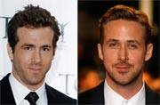 Here's another coincidence in the lives of Ryan Reynolds and Ryan Gosling