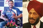 Remove Salman Khan as goodwill ambassador, says Milkha Singh