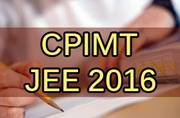 CIPTE JEE 2016: Check out exam details
