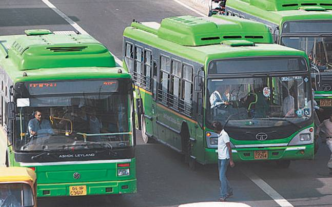 'MP special' buses