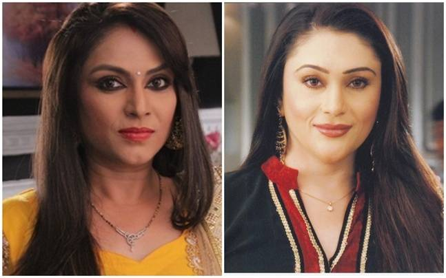 Anjali Mukhi has replaced Eva Grover in Zee TV's show Tashan-e-Ishq