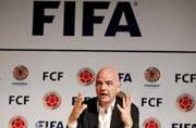 FIFA announces Olympic football pots