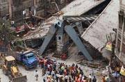 Kolkata flyover collapse: 10 IVRCL officials detained, death toll reaches 25