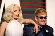 Lady Gaga and Elton John are mixing fashion and music for charity