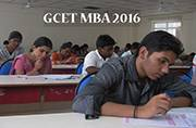 GCET MBA 2016: Entrance examination pattern and other details