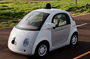 Can Google shape the rules of the driverless road?