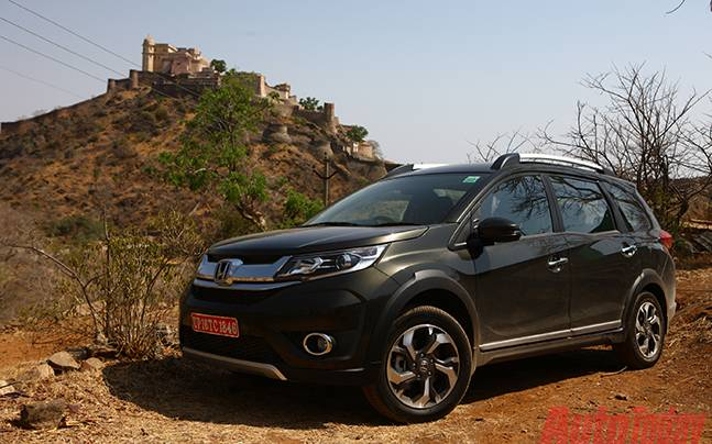 Honda BR-V First Drive Review