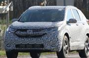 A new generation Honda CR-V in the works?