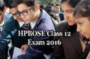 HPBOSE Class 12 Exam 2016: Expected to be declared today