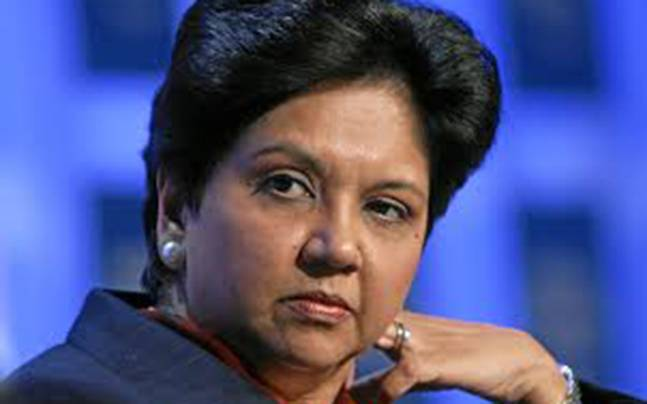 Pepsi Co CEO Indra Nooyi has a message for all working women ... f873e5154