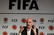 FIFA president Infantino dismayed after name found in Panama Papers