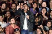 JNU rusticates Umar and Anirban for 'anti-national' activities, fines Kanhaiya Rs 10,000