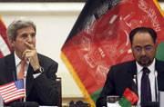 Rocket attacks rock Kabul after John Kerry's visit