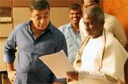 Kamal Haasan and Ilaiyaraaja join hands after a decade