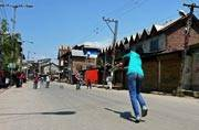 Mobile internet services suspended in Kashmir, separatists call for complete shut down today
