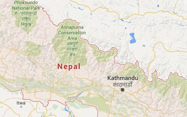 24 killed in nepal bus accident world news map of kathmandu nepal photo google maps gumiabroncs Image collections