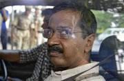 Odd-even: Delhi CM Kejriwal carpools with Gopal Rai, Satyendra Jain