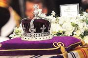 Kohinoor gifted, can