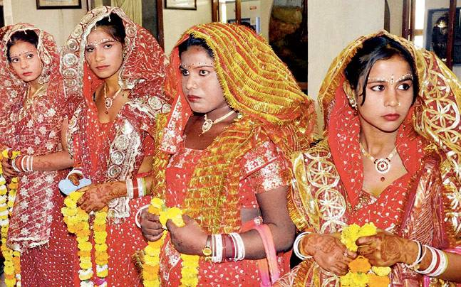 Brides from rural Bihar