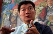 Tibetans are practicing democracy, whereas China is not: Lobsang Sangay