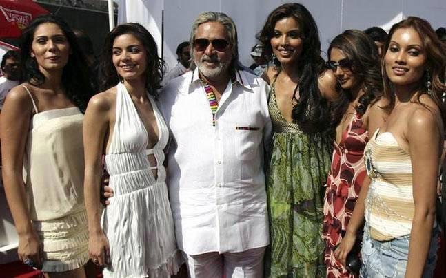 Former Kingfisher Airlines boss Vijay Mallya