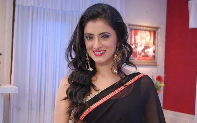 Mihika Verma in a still from Yeh Hai Mohabbatein.