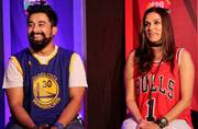 Neha Dhupia, Rannvijay unite to help NBA go digital in India