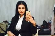 Yeh Hai Mohabbatein's Nidhi aka Pavitra Punia doing meditation to calm her mind