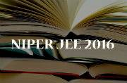 NIPER JEE 2016: Check out the exam date