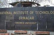NIT Srinagar announces revised exam schedule