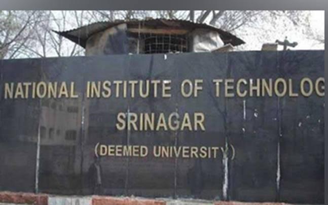NIT, Srinagar row