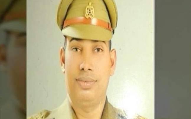 Sub-inspector Akhtar Ali