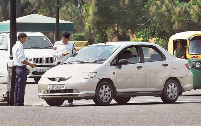 The second phase of Delhi government's odd-even scheme kicked off in the Capital on April 15.