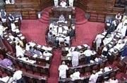 Modi ministers fight in Parliament