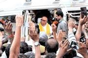 A veteran's last campaign: Can Karunanidhi, at 91, topple Amma?