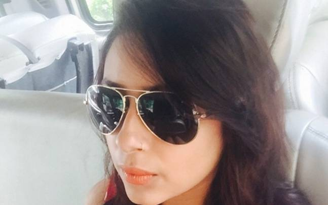 Late TV actress Pratyusha Banerjee. Picture courtesy: Instagram/Pratyusha Banerjee